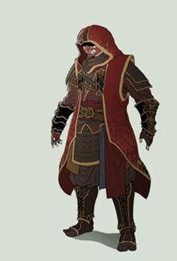 Xui in Father's Armour.jpg