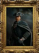 Unnamed Danish Male Grand Master
