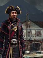 Captain Marcel-Albert Bonviert