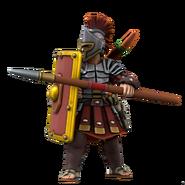 Milvius Centurion-portrait