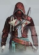 Male Assassin Soldier