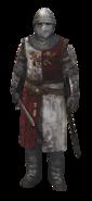 Male Danish Templar