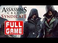 Assassin's Creed- Syndicate – Full Game Walkthrough Longplay