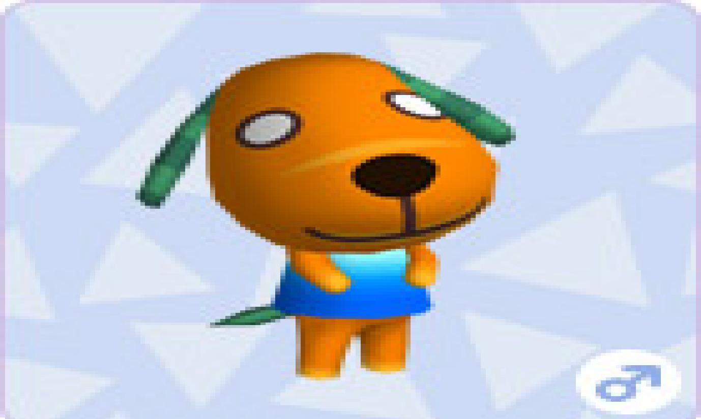 Biskit Animal Crossing Wikipeada Wiki Fandom