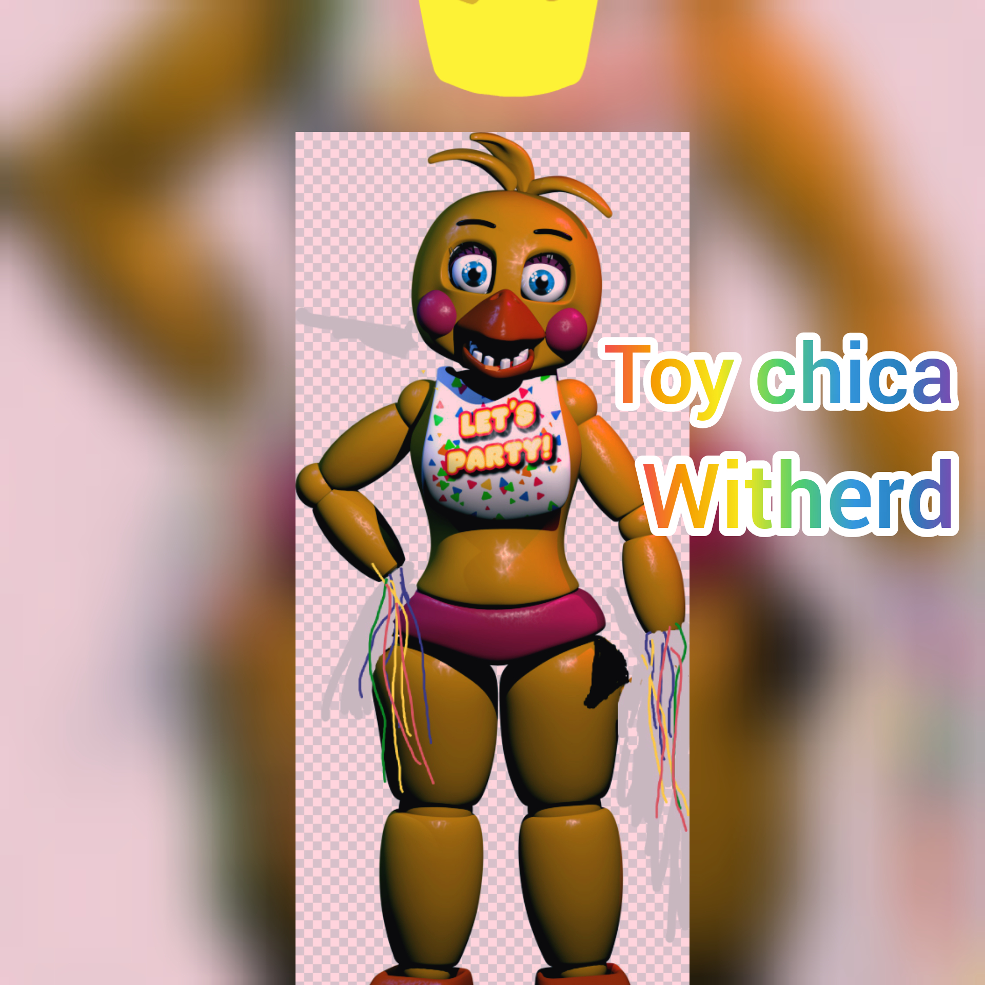 Zepsuta toy chica