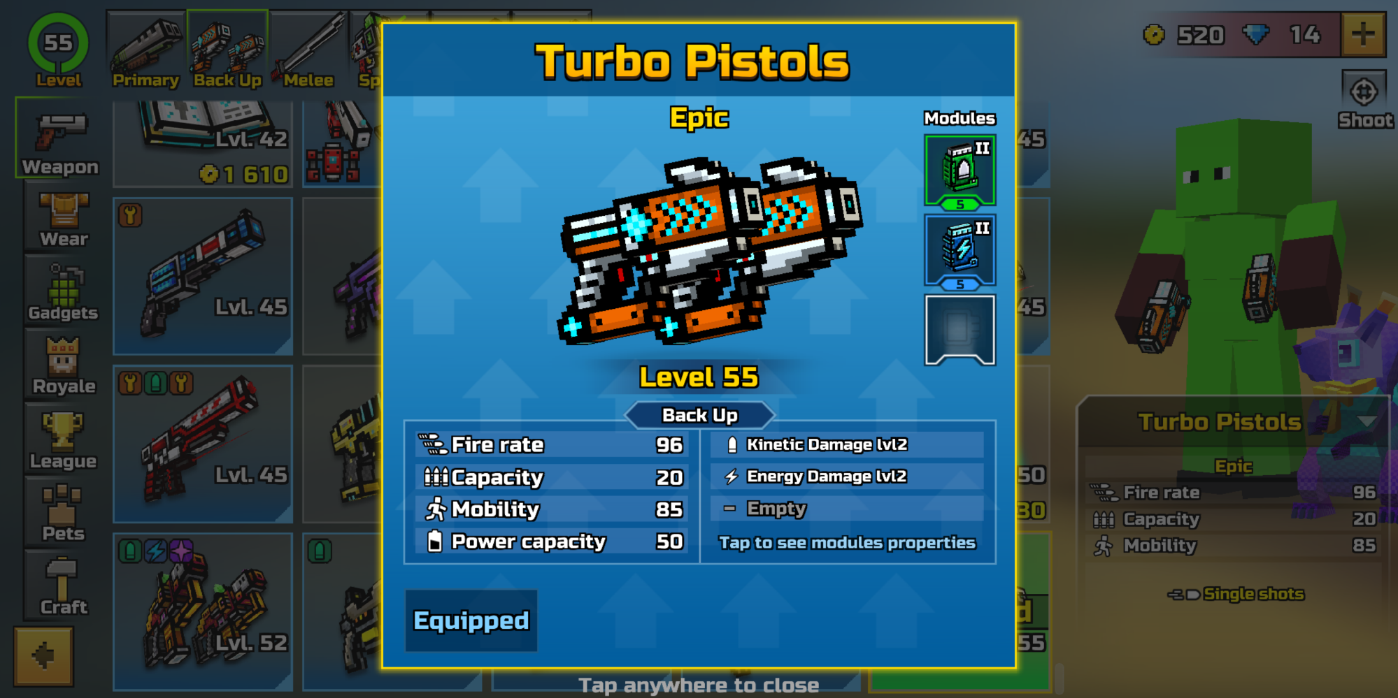 Oddest weapon ever?
