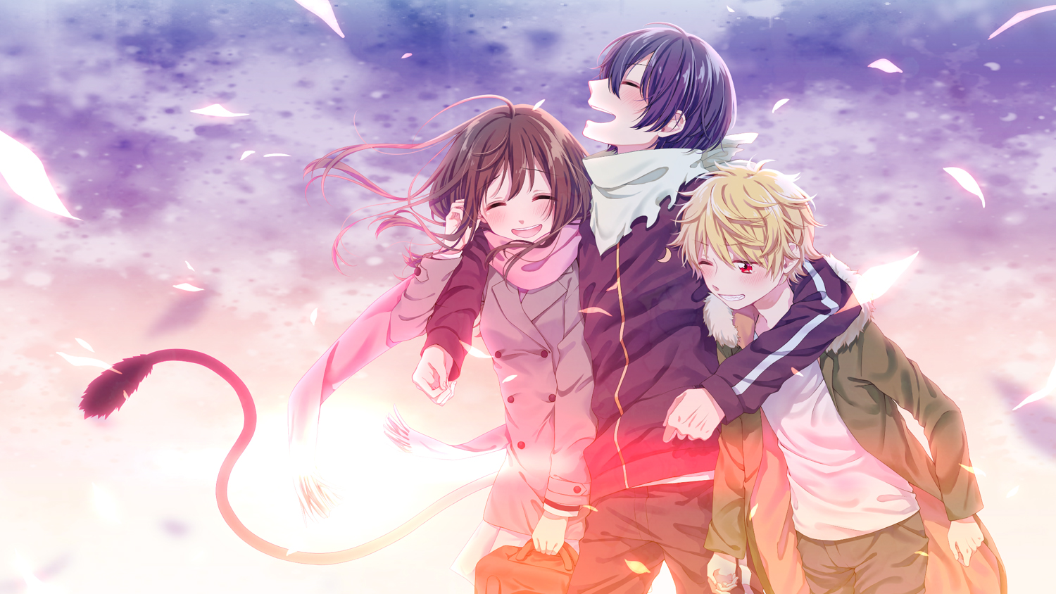 Has the creators of noragami made another animé?