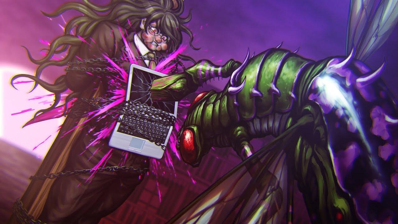 Wild West Insecticide [ Gonta Gokuhara Execution ] - Danganronpa V3