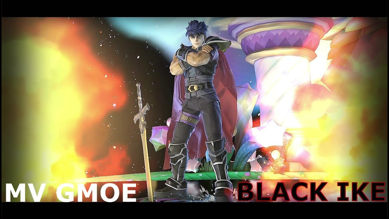 My black IKE compilation! Online matches 1v1 Pro players