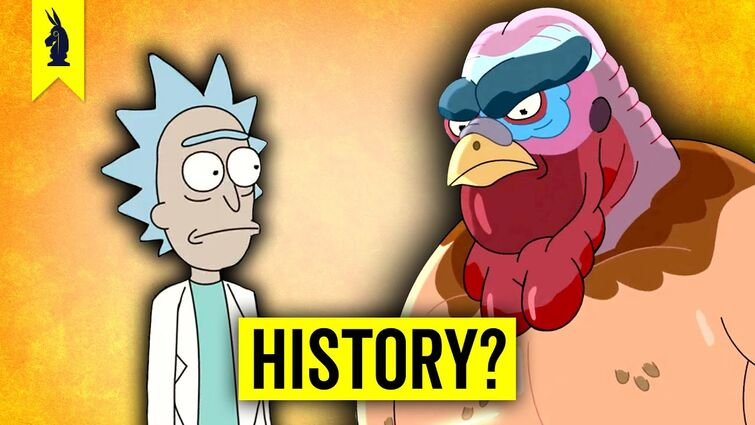 Rick and Morty: How Myths Make Nations