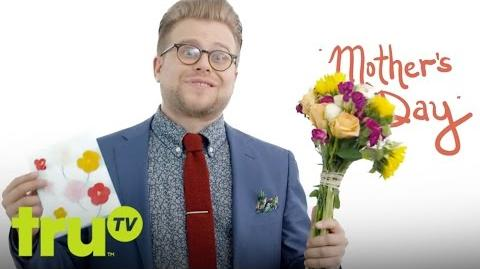 Adam Ruins Everything - Why You Shouldn't Buy Your Mom a Mother's Day Present