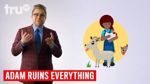 Adam Ruins Everything - Why Cat Videos Rule the Internet (Everyday Ruins) truTV