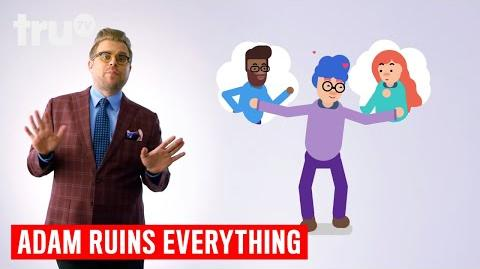 Adam Ruins Everything - Why Some Mantras Can Make You Feel Worse (Everyday Ruins) truTV