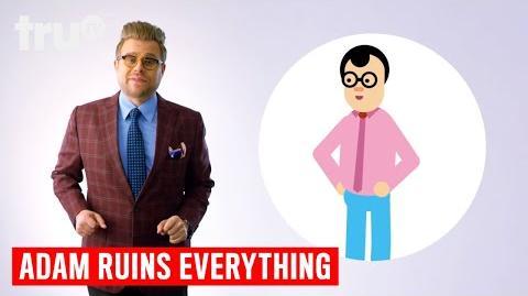 Adam Ruins Everything - The Problem with Standing Desks (Everyday Ruins) truTV