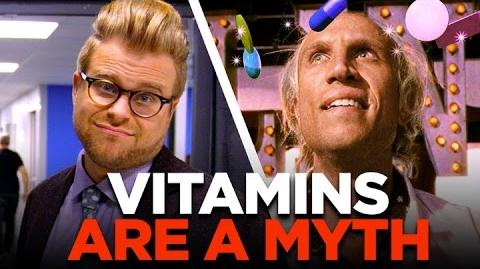 The Weird Reason We Think Vitamins Are Good For Us (They're Not)