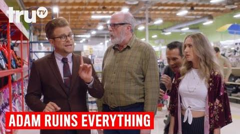 Adam Ruins Everything - Black People Are Left Out of the Gun Control Debate truTV