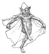 19th Century goblin illustration