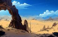 The Deserts