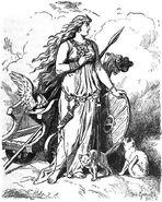 Freya by Johannes Gehrts