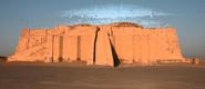 Tiamat's Semi-Intact Temple