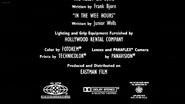 Cabin Boy MPAA Credits