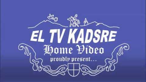 El TV Kadsre Home Video Logo (1975 -1976)