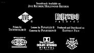 A Low Down Dirty Shame MPAA Card