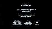 The Puppet Masters MPAA Credits