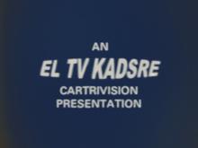 El TV Kadsre Cartrivision Presentation