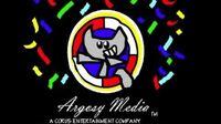"Argosy Media ""New Millenium"" logo remake WIP"