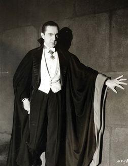 Bela Lugosi as Dracula, anonymous photograph from 1931, Universal Studios.jpg