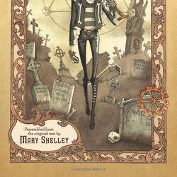 Gris Grimly's Frankenstein by Gris Grimly