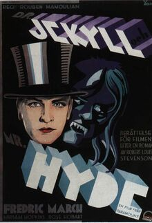 Dr. Jekyll and Mr. Hyde-1931-Swedish-Poster-2.jpg