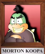 Morton shown again in two koopas for a throne part 3