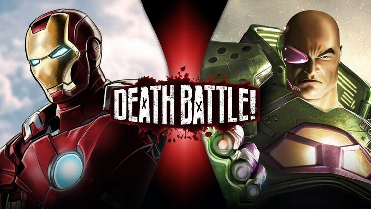 Iron Man VS Lex Luthor (Marvel VS DC)   DEATH BATTLE!