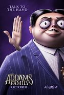The Addams Family 2019 Character Posters 02