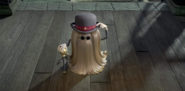 Cousin Itt in The Addams Family 2019 Film