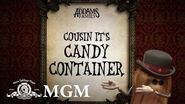 THE ADDAMS FAMILY DIY How To Make Cousin It's Trick or Treat Bucket MGM