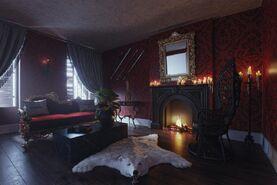 Отель в стиле Аддамсов - Clinton Hill-New York (2)