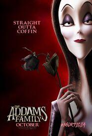 Семейка Аддамс (2019) - Постер (Мартиша)