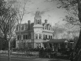Картина Дом семейки Аддамс.jpg
