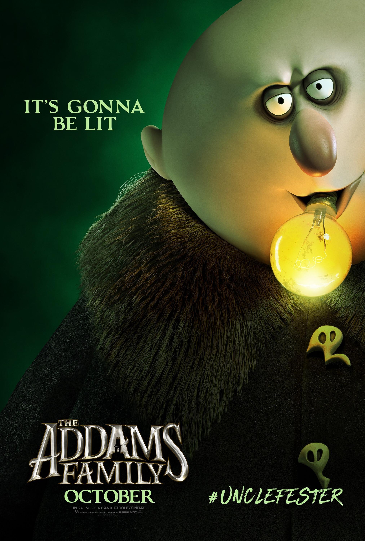 Uncle Fester Addams Family Wiki Fandom