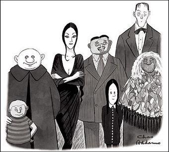 The Addams Family Addams Family Wiki Fandom