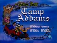 The Addams Family (1992) 207 Camp Addams - Little Doll Lost - King Of The Polycotton Blues 001