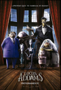 Los Locos Addams Spanish Movie Poster on IMDB
