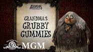 THE ADDAMS FAMILY DIY How To Make Grandma's Gummies MGM