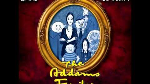 The addams family musical, move towards the darkness