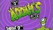 YTV (2001) - The New Addams Family 'En Français' Promo