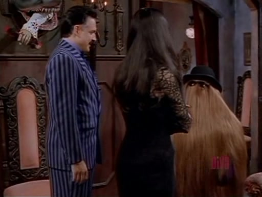 Cousin Itt Visits the Addams Family (new)