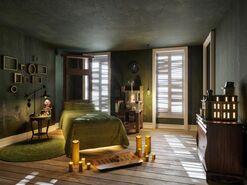 Отель в стиле Аддамсов - Clinton Hill-New York (3)